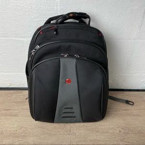 Gently used Wenger Backpack
